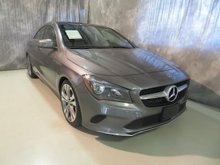 Used 2018 Mercedes-Benz CLA 4MATIC Coupe For Sale In Fort Wayne, IN