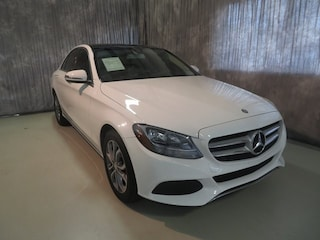 Used 2016 Mercedes-Benz C-Class C 300 4MATIC Sedan For Sale In Fort Wayne, IN