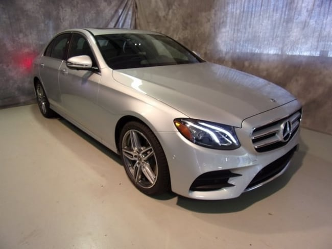 New 2019 Mercedes-Benz E-Class E 300 4MATIC Sedan For Sale/Lease Fort Wayne, IN