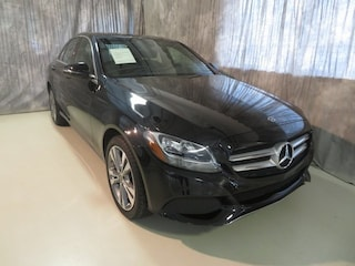 Used 2018 Mercedes-Benz C-Class C 300 4MATIC Sedan For Sale In Fort Wayne, IN