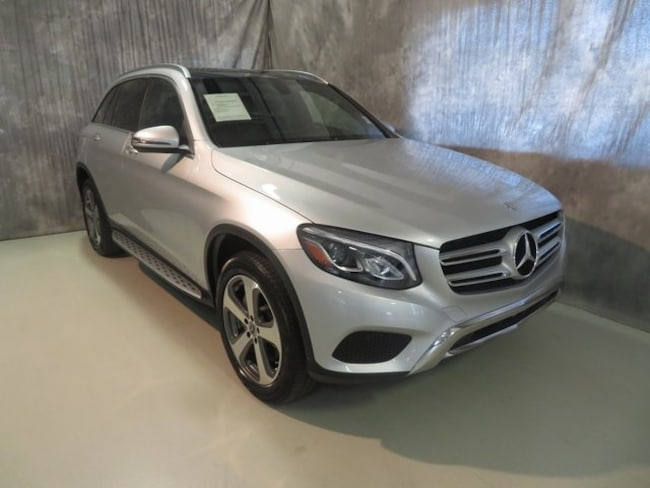 Used 2017 Mercedes-Benz GLC 4MATIC SUV For Sale In Fort Wayne, IN