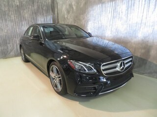 Used 2018 Mercedes-Benz E-Class E 300 4MATIC Sedan For Sale In Fort Wayne, IN