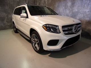 2019 Mercedes-Benz GLS 550 4MATIC SUV