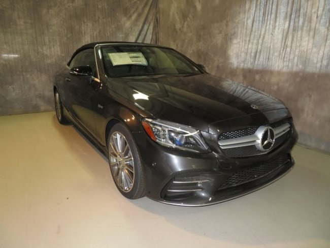 New 2019 Mercedes-Benz AMG C 43 4MATIC Cabriolet For Sale/Lease Fort Wayne, IN