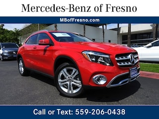 New 2019 Mercedes-Benz GLA 250 4MATIC SUV for Sale in Fresno