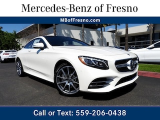New 2019 Mercedes-Benz S-Class S 560 4MATIC Coupe for Sale in Fresno