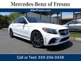 New 2019 Mercedes-Benz AMG C 43 4MATIC Sedan for Sale in Fresno