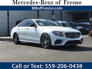 Certified Pre-Owned 2018 Mercedes-Benz AMG E 43 4MATIC Sedan for Sale in Fresno