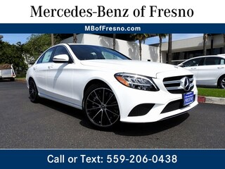 New 2019 Mercedes-Benz C-Class C 300 Sedan for Sale in Fresno