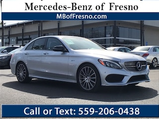 New 2017 Mercedes-Benz AMG C 43 4MATIC Sedan for Sale in Fresno