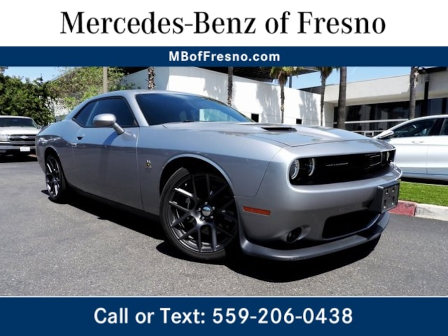 Used 2016 Dodge Challenger For Sale at Mercedes-Benz of
