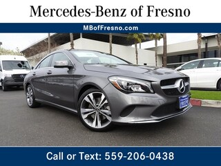 New 2019 Mercedes-Benz CLA 250 4MATIC Coupe for Sale in Fresno