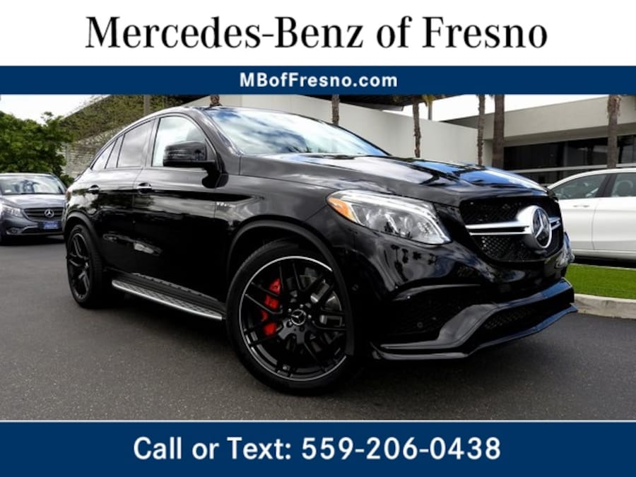 New 2019 Mercedes-Benz AMG GLE 63 4MATIC SUV