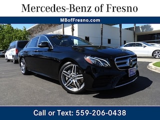 New 2019 Mercedes-Benz E-Class E 300 Sedan for Sale in Fresno