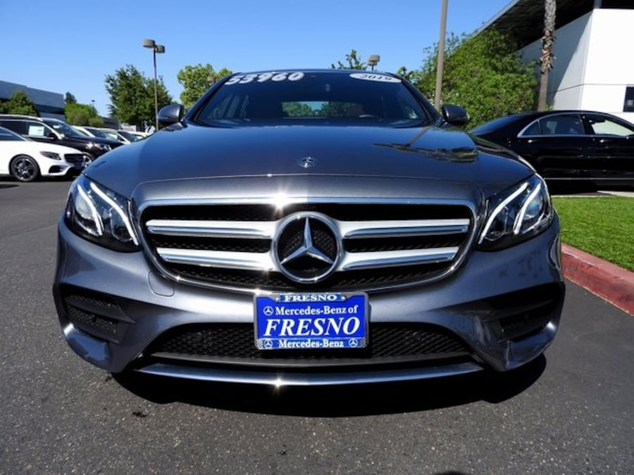 Used 2019 Mercedes-Benz E-Class For Sale at Mercedes-Benz of Fresno   VIN:  WDDZF4JB2KA531359