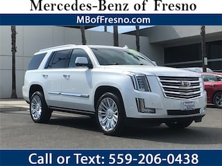Pre-Owned 2017 CADILLAC Escalade Platinum SUV for Sale in Fresno