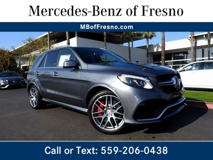 New 2019 Mercedes-Benz AMG GLE 63 S 4MATIC SUV