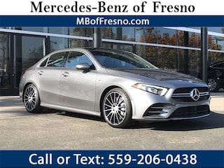 New 2021 Mercedes-Benz AMG A 35 4MATIC Sedan for Sale in Fresno