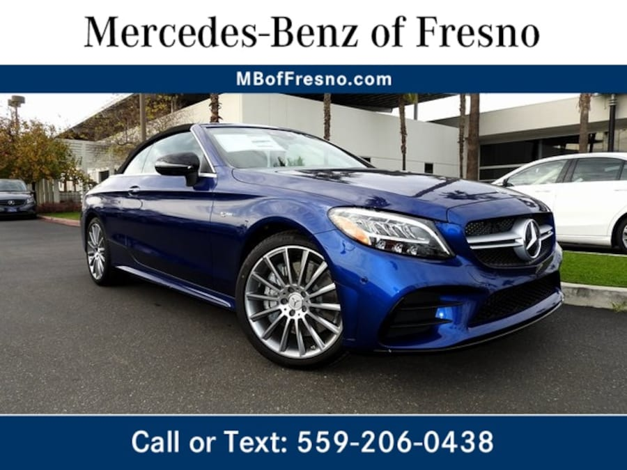 New 2019 Mercedes-Benz AMG C 43 4MATIC Cabriolet