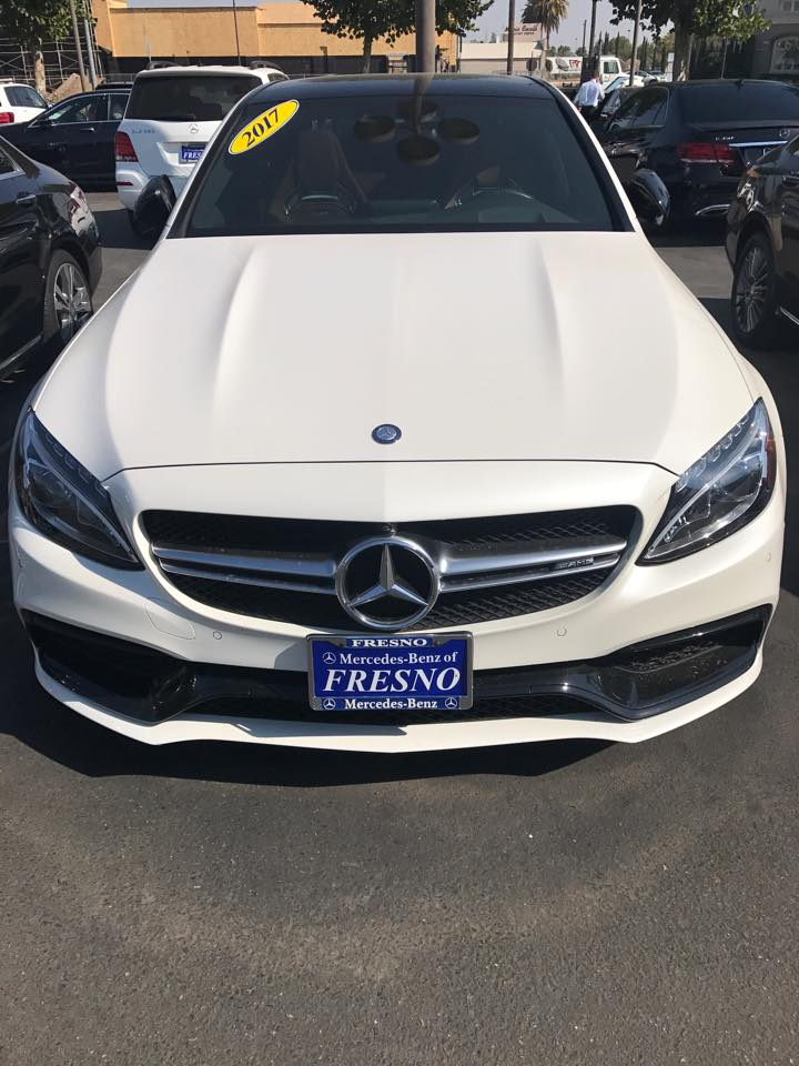New 2019 Mercedes-Benz C-Class For Sale at Mercedes-Benz of Fresno