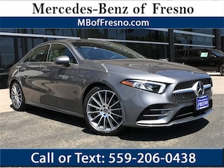 New 2020 Mercedes-Benz A-Class A 220 Sedan for Sale in Fresno