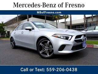New 2019 Mercedes-Benz A-Class A 220 Sedan for Sale in Fresno