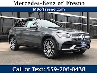 New 2021 Mercedes-Benz GLC 300 Base SUV for Sale in Fresno