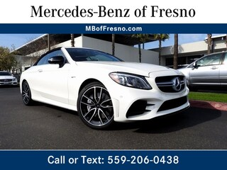 New 2019 Mercedes-Benz AMG C 43 4MATIC Cabriolet for Sale in Fresno