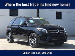 Certified Pre-Owned 2018 Mercedes-Benz AMG GLE 43 4MATIC SUV for Sale in Fresno