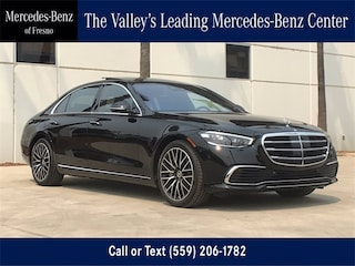 New 2021 Mercedes-Benz S-Class 4MATIC Sedan for Sale in Fresno