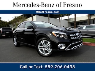 New 2019 Mercedes-Benz GLA 250 SUV for Sale in Fresno