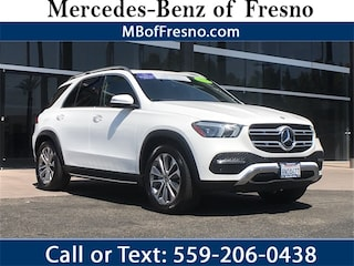 New 2020 Mercedes-Benz GLE 350 4MATIC SUV for Sale in Fresno