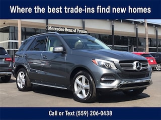 New 2018 Mercedes-Benz GLE 350 SUV for Sale in Fresno