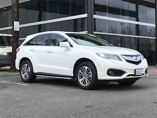 Pre-Owned 2016 Acura RDX Base w/Advance Package (A6) SUV for Sale in Fresno
