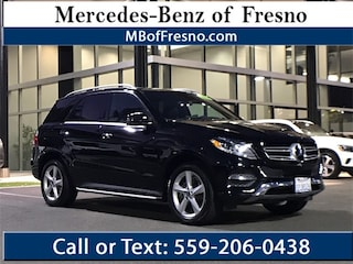 New 2017 Mercedes-Benz GLE 350 SUV for Sale in Fresno