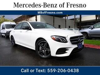 New 2019 Mercedes-Benz E-Class E 300 Sedan for Sale in Fresno