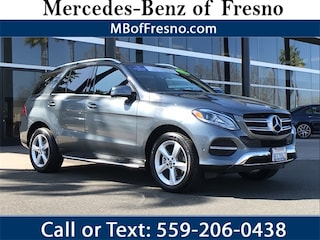 New 2018 Mercedes-Benz GLE 350 4MATIC SUV for Sale in Fresno