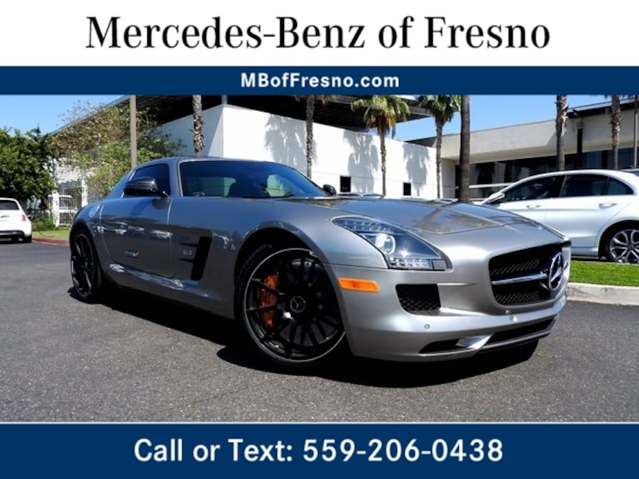 Used 2013 Mercedes Benz Sls Amg For Sale At Mercedes Benz Of Fresno