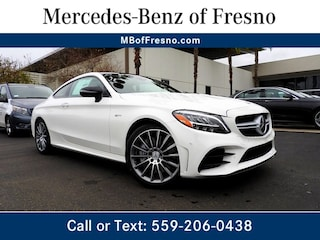 New 2019 Mercedes-Benz AMG C 43 4MATIC Coupe for Sale in Fresno