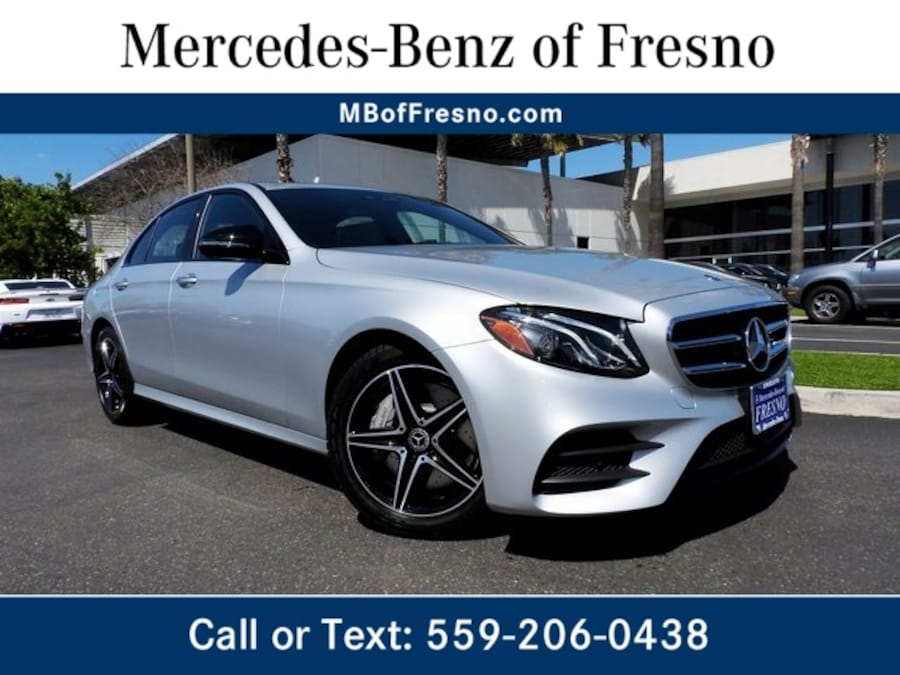 New 2019 Mercedes-Benz E-Class E 300 Sedan
