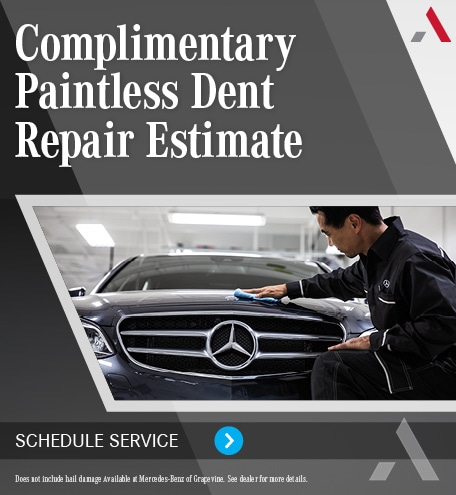 Complimentary Paintless Dent Repair Estimate