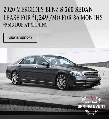 2020 Mercedes-Benz S 560 SEDAN