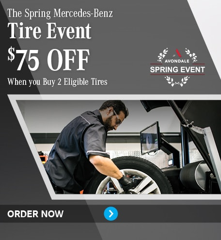 $75 Off Two Tires