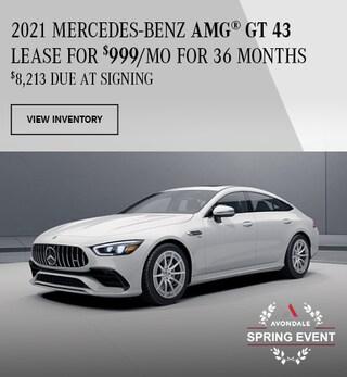 2021 Mercedes-Benz AMG® GT 43
