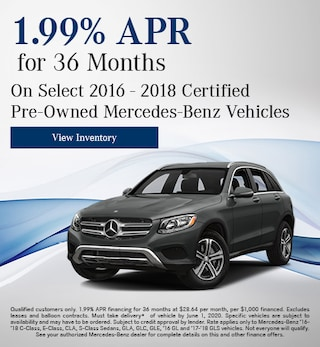 1.99% APR for 36 Months