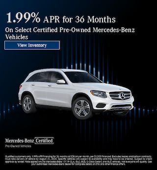 August 1.99% APR for 36 Months CPO Offer
