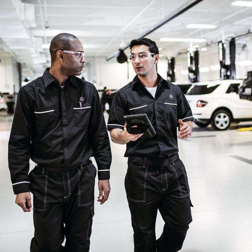 Mercedes-Benz Car Repair In Greensboro