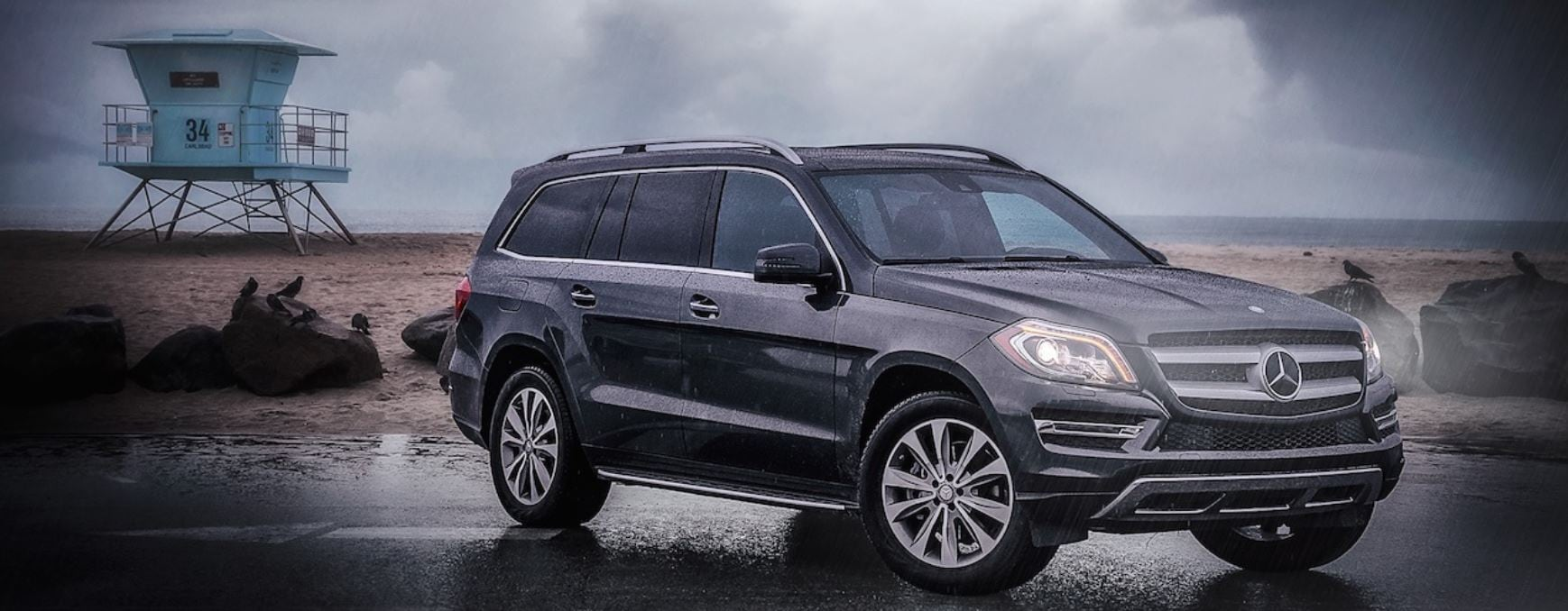 new Mercedes-Benz GLS 450