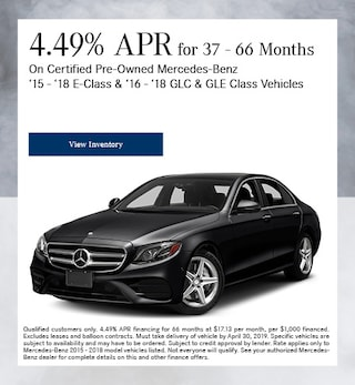 Certified 4.49% APR for 37-66 Months 4/4/2019