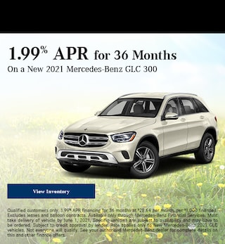 May 1.99% APR for 36 Months Offer